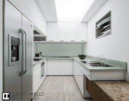 Kitchen modern fridge - pubblicato da Claudio Anello