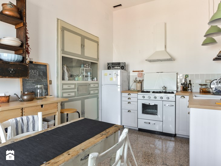 cucina vintage anni 50 ✅ Homelook