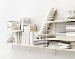 Scaffale String Pocket - String Furniture - pubblicato da Made in Design