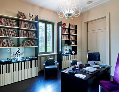 LIBRERIA LE PIANO' - pubblicato da VERGALLI DESIGN & FURNITURE