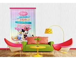 Tende Per Bambini Disney : Ag design fcs xl 4310 tende per camera bambini motivo minnie