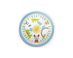 Philips 71760/30/16 - Applique a LED per bambini DISNEY MICKEY TOPO 1xLED/4W Applique da parete