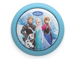 Philips 71924/08/16 - Lampada Touch a LED per bambini DISNEY FROZEN LED/0,3W/2xAAA LED