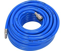 Yato YT-24221 – Air Hose PVC with coupling Blu