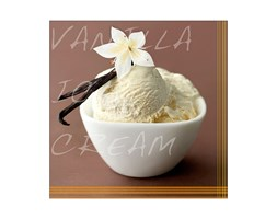 Stampa decorativa Vanilla Ice Cream, Pro Art