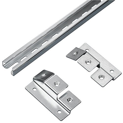 Rittal 5001.082 Argento fermacavo