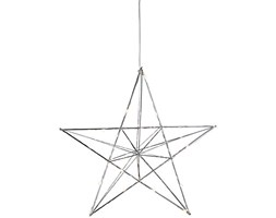 Star Trading 690-72 illuminazione decorativa 20 lampada(e) LED Light decoration figure Cromo Adatto per uso interno Metallo
