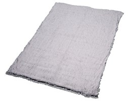 Tom Tailor 564260, Fluffy Plaid, Poliestere, Grigio, 170 x 130 x 1 cm