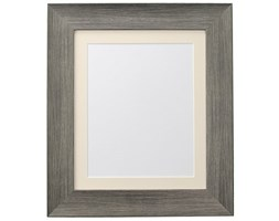 FRAMES BY POST Hygge Bear Creek Photo Poster Frame, plastica, Wolf Grey, 20 x 16 Inches Image Size 40 x 30 cm Plastica Grigio Per poster