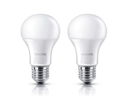 KIT 2x Lampadina LED Philips E27/6W/230V LED