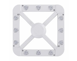 Top Light Top Light Modulo LED H18W - Modulo LED 18W Grigio Lampadina singola
