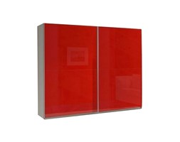 JUSTyou Lux 244|13 Armadio ingresso Rosso 206x244x64