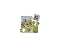 Tappeto Puzzle Gomma Ikea Homelook