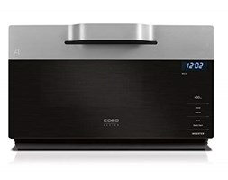 Caso IMG25 Countertop 25L 900W Black,Stainless steel - Microwaves (Countertop, 25 L, 900 W, Touch, Black, Stainless steel, 1000 W)