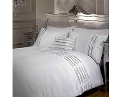 Letto Moderno Con Strass.Just Contempo Set Copripiumino Con Inserti In Strass Cotone