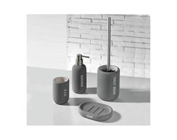 TFT Home Furniture Set accessori bagno TFT (cod. 1010-RU-GRAY) Grigio