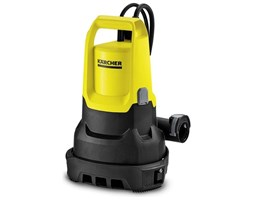 Karcher Elettropompa Sommersa Per Acque Chiare E Scure Sp5 Dual Giallo