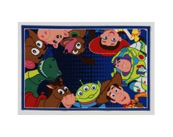 Tappeto Disney Action Line Toy Story Ts06 80x120 Cm