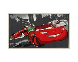 Tappeto Disney Action Line Cars World Racing 80x140 Cm