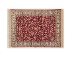 Tappeto Farshian Hereke 2 Red 140x100 Cm