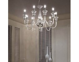IDEAL LUX LAMPADARIO DOGE 6 LUCI Metallo