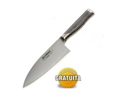 COLTELLO CARNE/PESCE G-29 MADE IN JAPAN GLOBAL