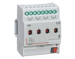 Legrand Automat.Y Control KNX KNX 002680 – Contr.On-off 4s 16 A DIN