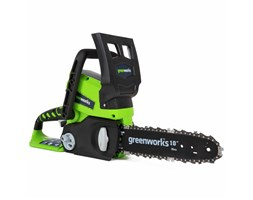 Greenworks Kit Motosega a Batteria 24 V 2 Ah G24CS25 25 cm 2000007UA