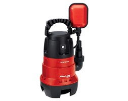 Einhell Elettropompa Acque Scure 370W Gh-Dp3730 Rosso