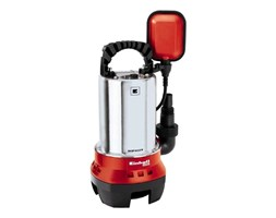 Einhell Pompa Acque Scure Gh-Dp 6315 N Grigio