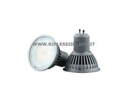 LAMPADINA LED MR16 GU10 7.5W 230V LUCE BIANCO NEUTRO