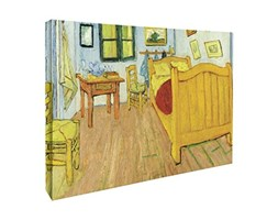 JP London CNV2290 Van Gogh camera da letto ad Arles canvas Art Wall Decor, 1.5 'x 2'