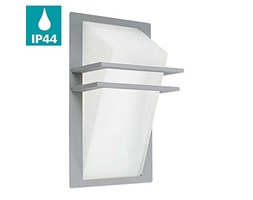 EGLO PARK Outdoor wall lighting Argento E27 60 W