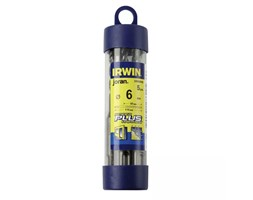 Irwin Speedhammer Plus Set Puntre Trapano 6 x 110 mm 5 pz
