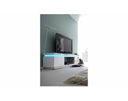 JUSTyou Anabella I Mobili TV Bianco Extra lucido