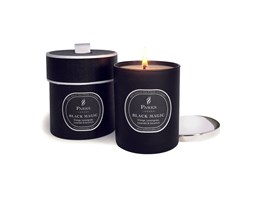 Candela Black Magic - Arancio, citronella, lavanda, geranio