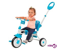 Little Tikes Triciclo 3 in 1 Pack 'n Go Blu 645747