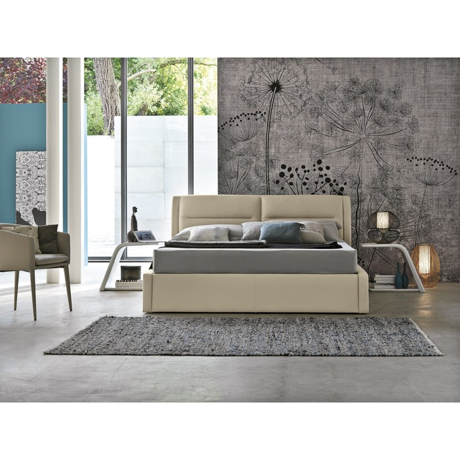 Letto Matrimoniale Stromboli King Size Linea Dreamer In Finitura ...