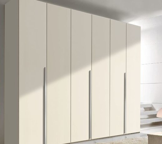 Armadio Price A 6 Ante Linea New Season Finitura Creta ...