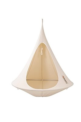 Cacoon Single Natural White Ø1,5 SW1 Beige Tessuto
