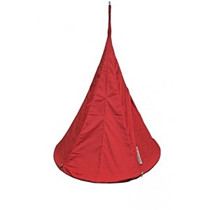 Cacoon Single Door Chili Red Ø1,5 P1005, 285 g/m2 with 35% Coton And 65% Polyester, Peperoncino Rosso