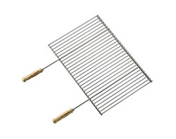 barbecook 2234090055 Grille Professionale 90, Argento, 90x1x66 cm