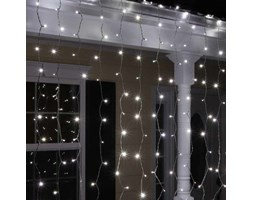 Tenda luminosa led luci di natale 🏠 homelook