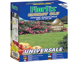 Concime universale idrosolubile FLORTIS Energy blu 1000 g