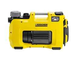 Pompa di superficie KARCHER BP 3 Casa & Giardino acque chiare