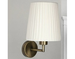 Applique light air paralume in tessuto di kartell beige
