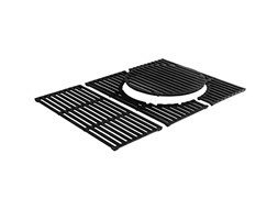Enders Switch Grid for Gas Barbecue Boston Black 3 K, Monroe Prox 3 S Turbo, Cast Iron Grate