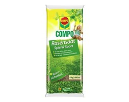 COMPO Lawn Game and Sport, Universal Lawn Mixture, 8 kg, 400 m²