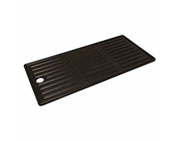 Char-Broil 140 591 - Griddle - Small - Performance - Ghisa (22x46 cm).