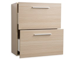 Armadietto laterale da bagno color beige - MURCIA